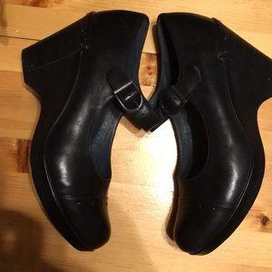 Dansko Shoes - Dansko Maryjane Platforms Wedge Size 41